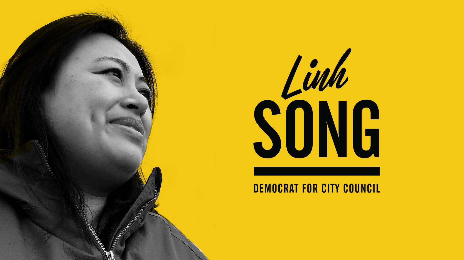 Linh Song for Ann Arbor City Council